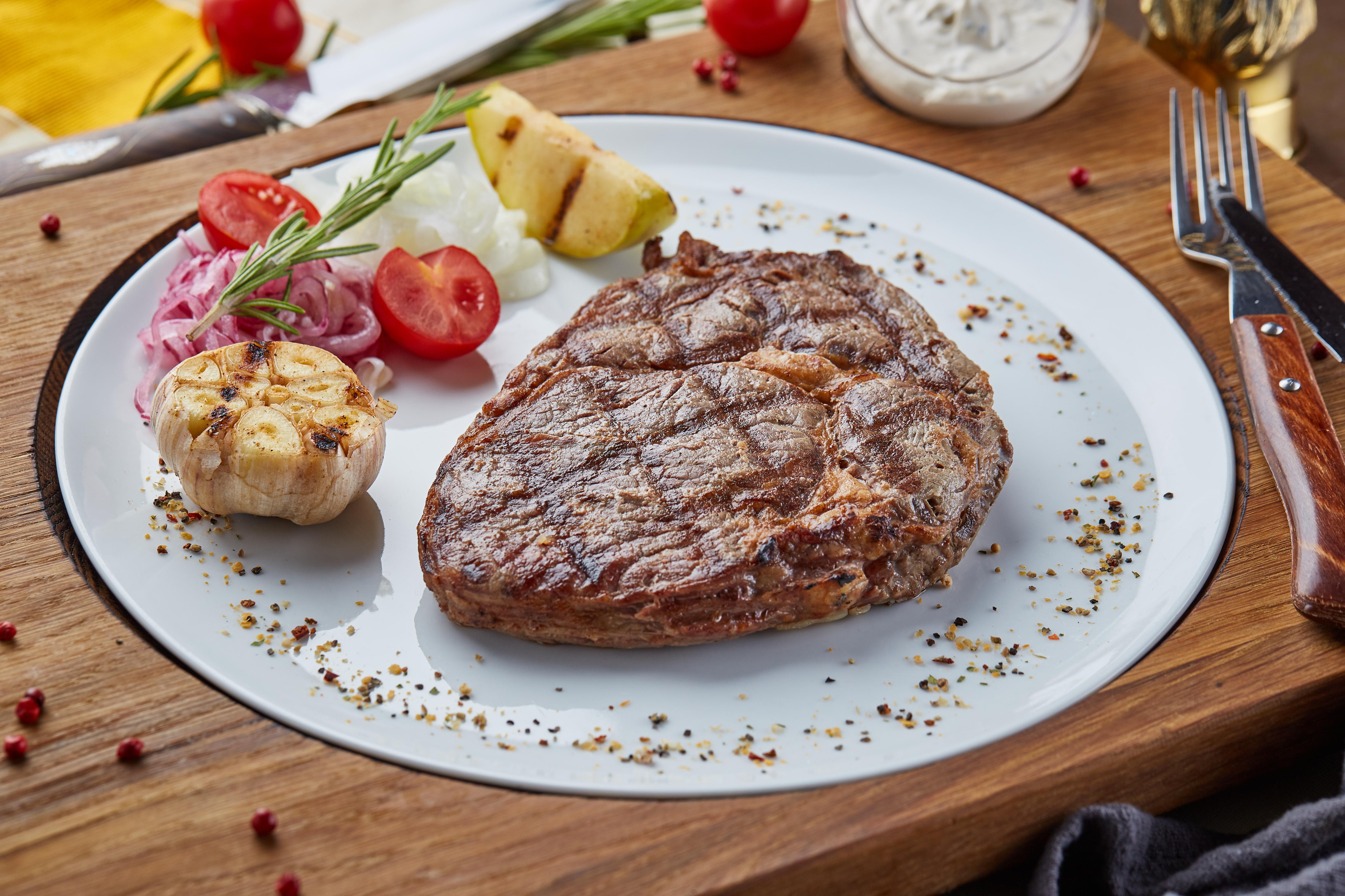 Grain Fed Ribeye Steak